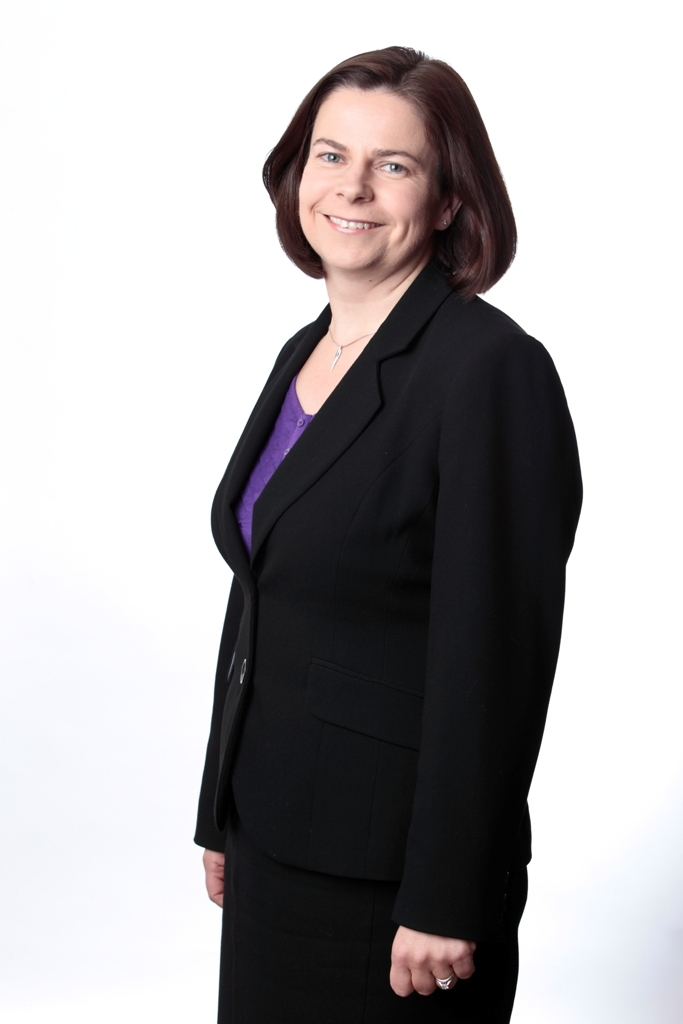 Fiona Weir, who has been appointed as a tax director at Johnston Carmichael