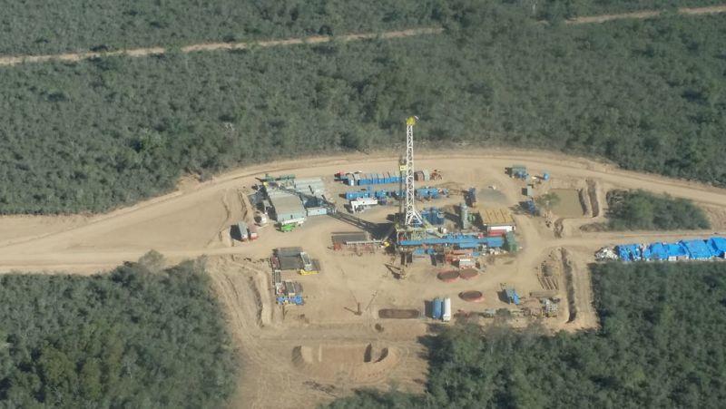 A President Energy site