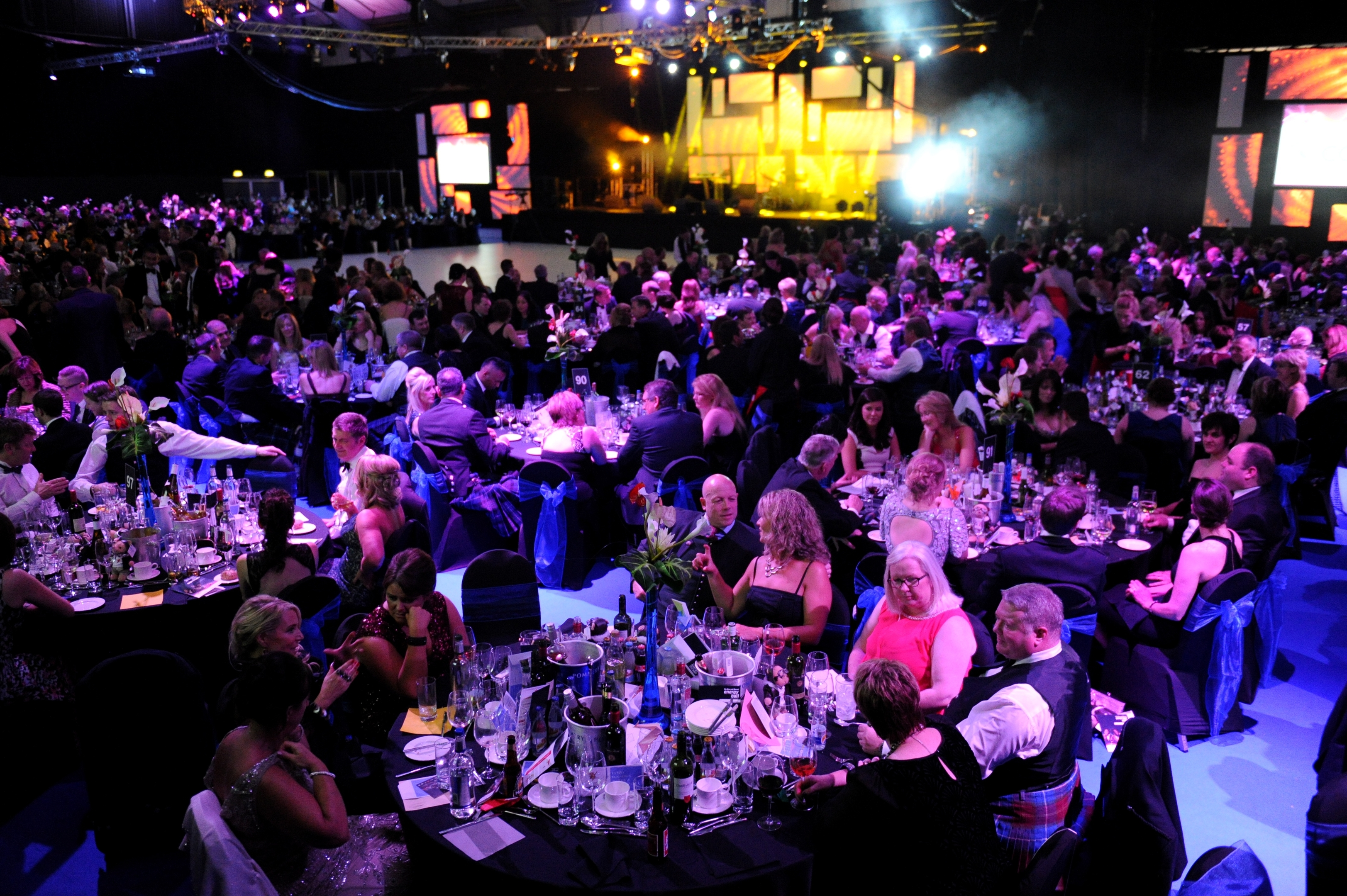 Highlights from last year's Energy Ball