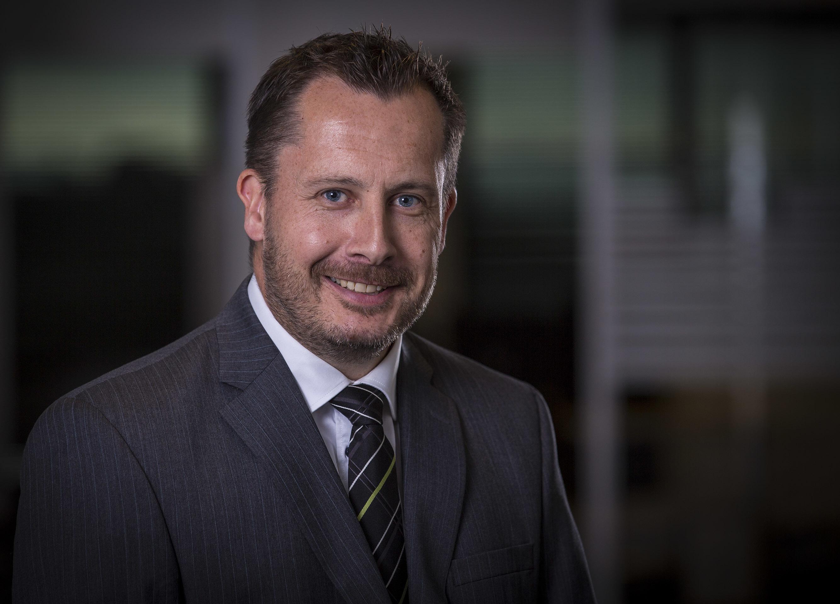 Trond Møller, EnerMech General Manager, Norway