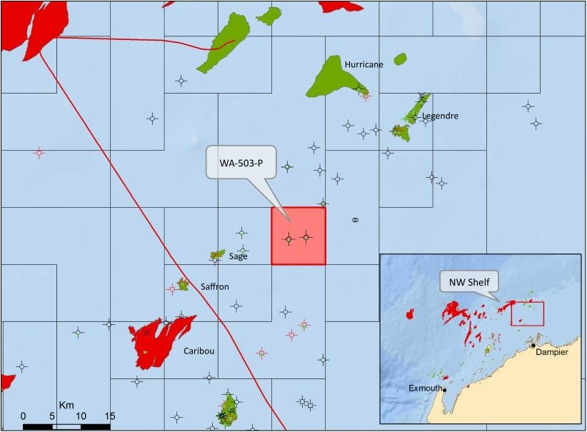 Rampart Energy has secured an 80% interest and operatorship of WA-503-P