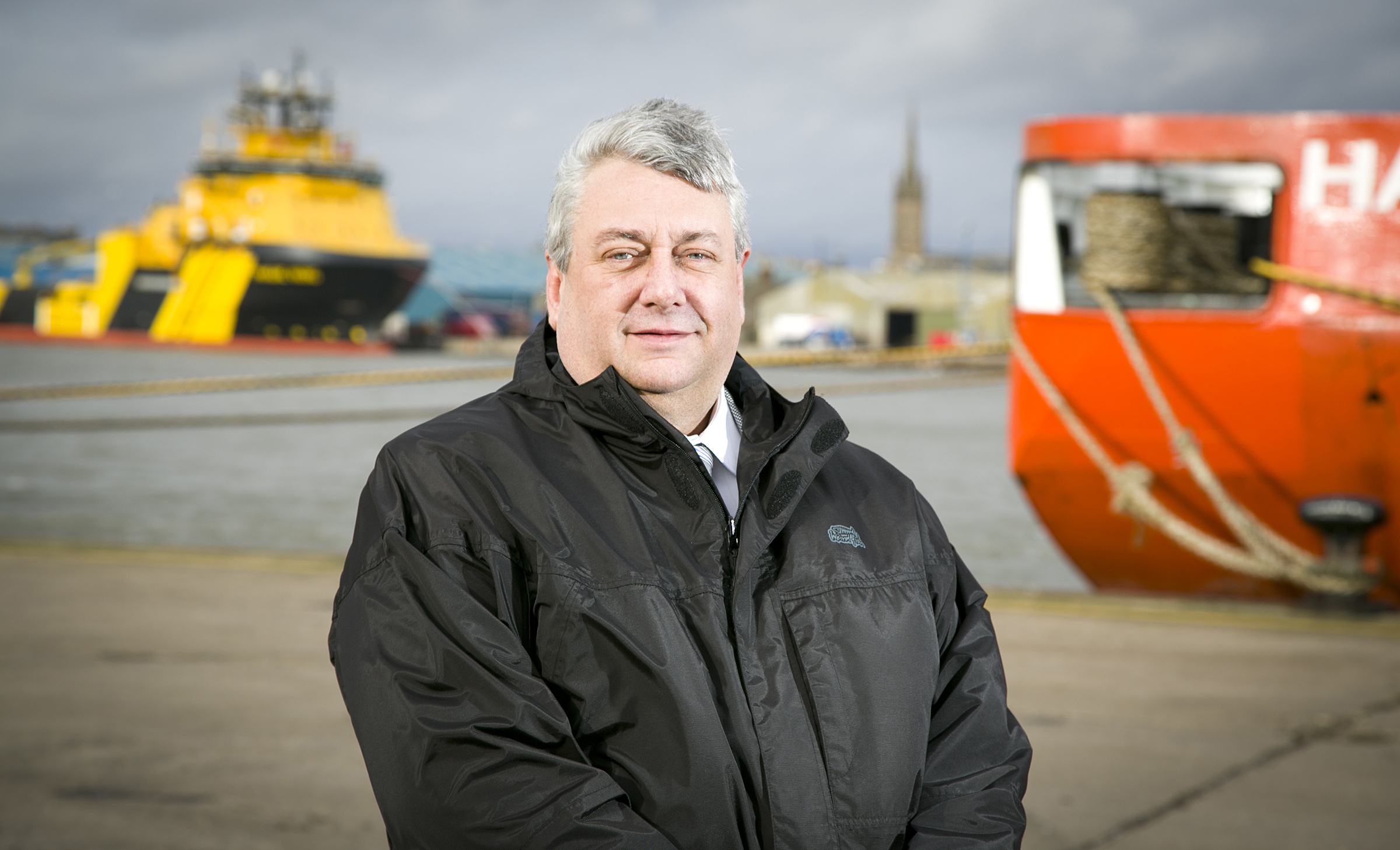 Dave Price, the chief exec of the International Well Control Forum