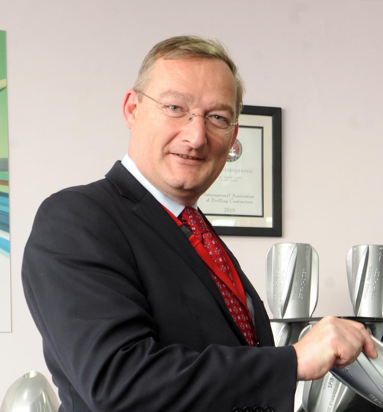Andrew Millar, UK consul in Houston