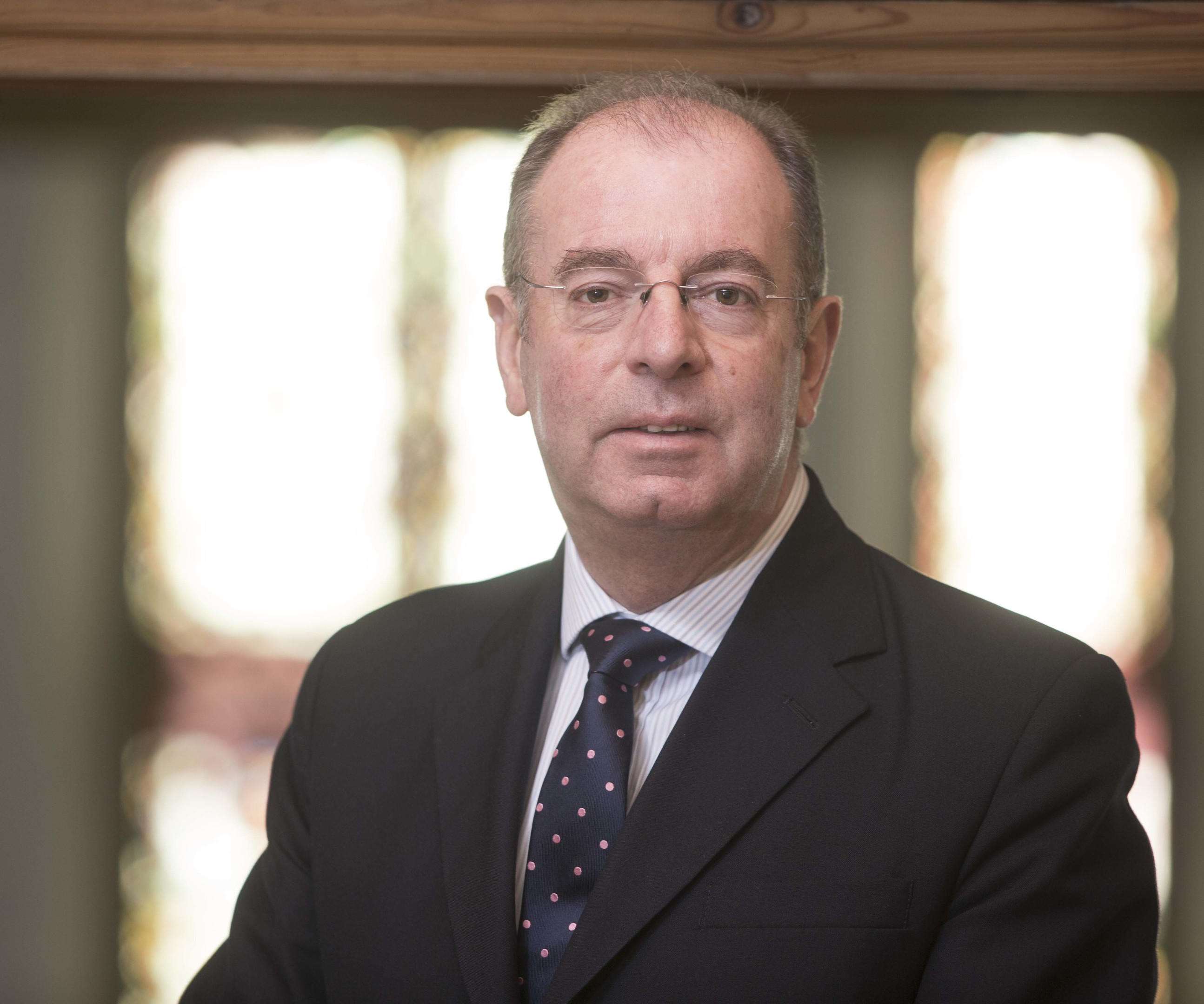 Chairman of Campbell Dallas LLP, Ian Williams