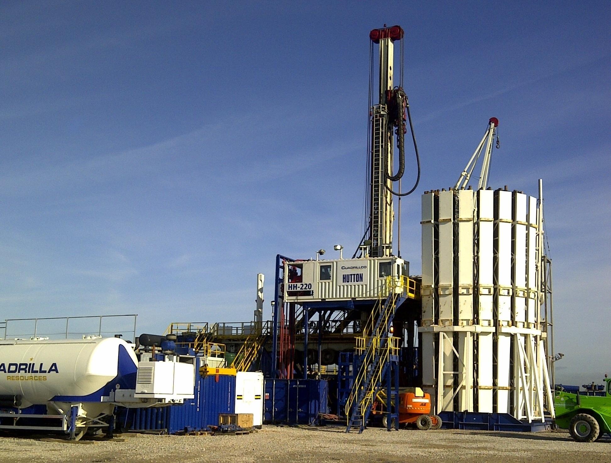 Fracking news