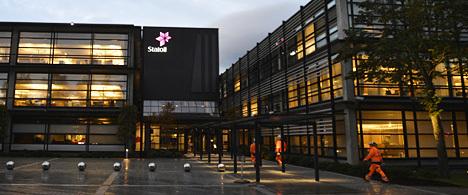 Statoil's premises at Forus