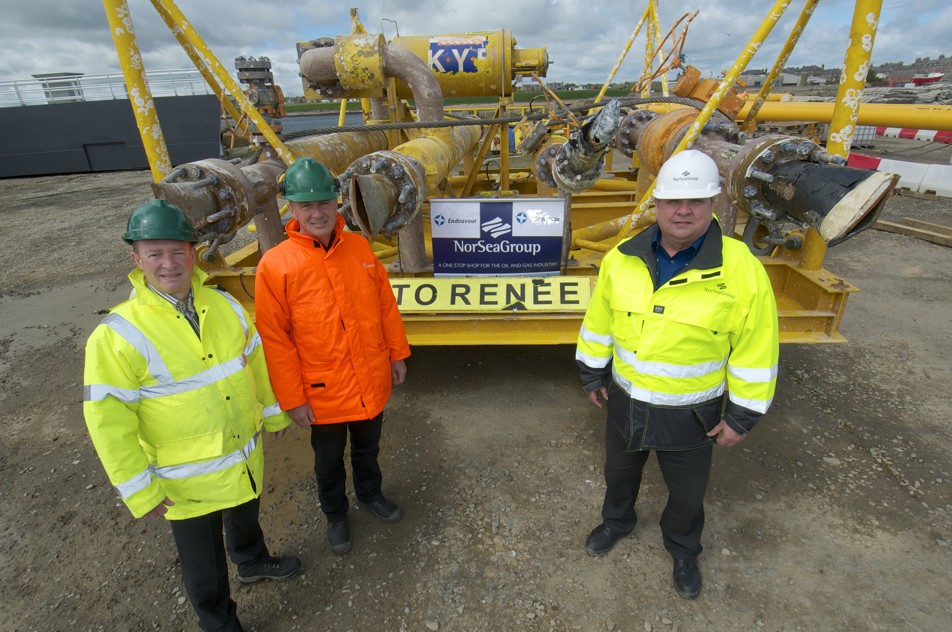 NorSea have won a new decommissioning contract