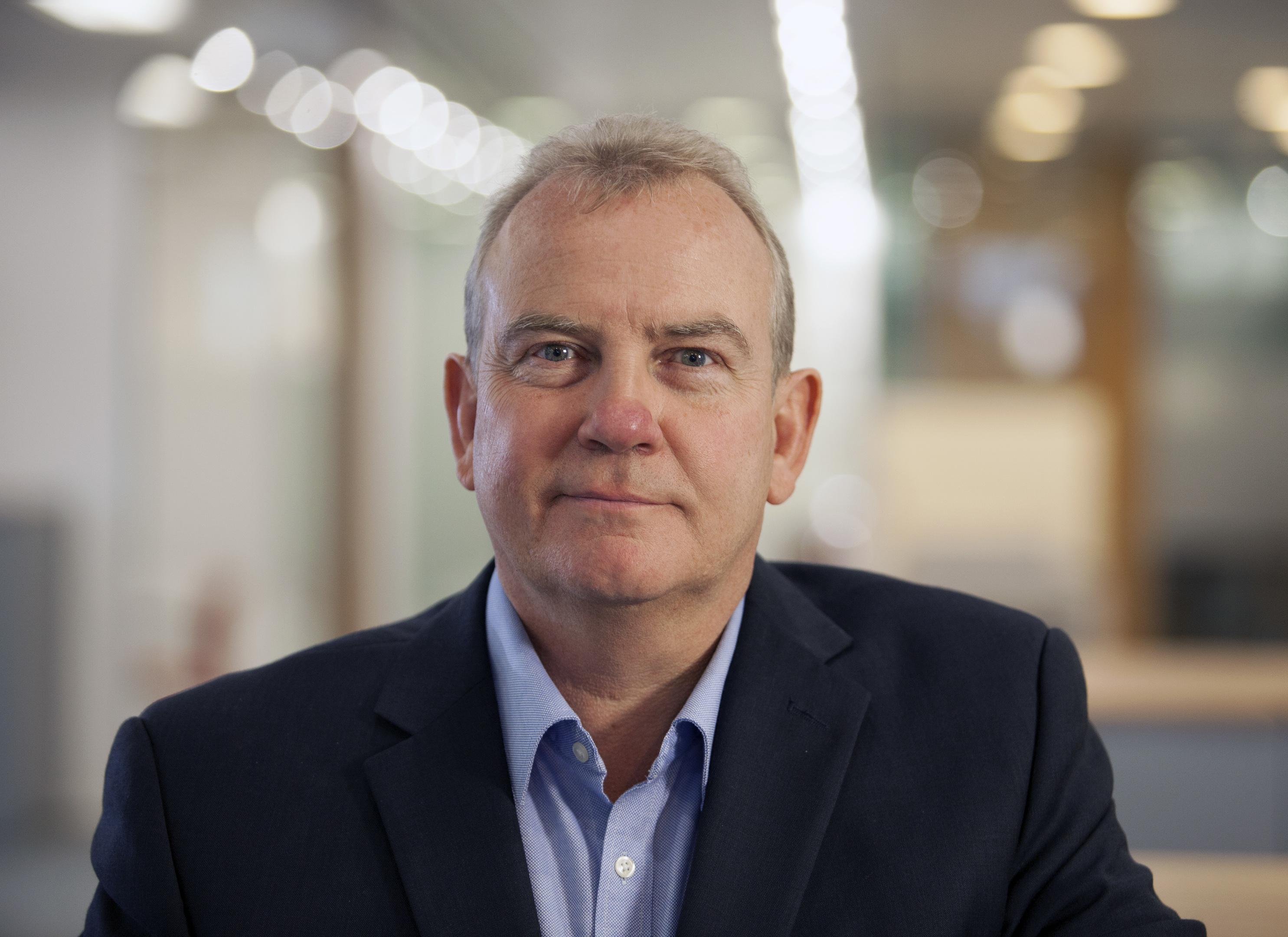 Ray Riddoch, Nexen UK managing director.