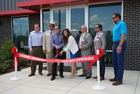 FMC Technologies opens San Antonio Supercenter