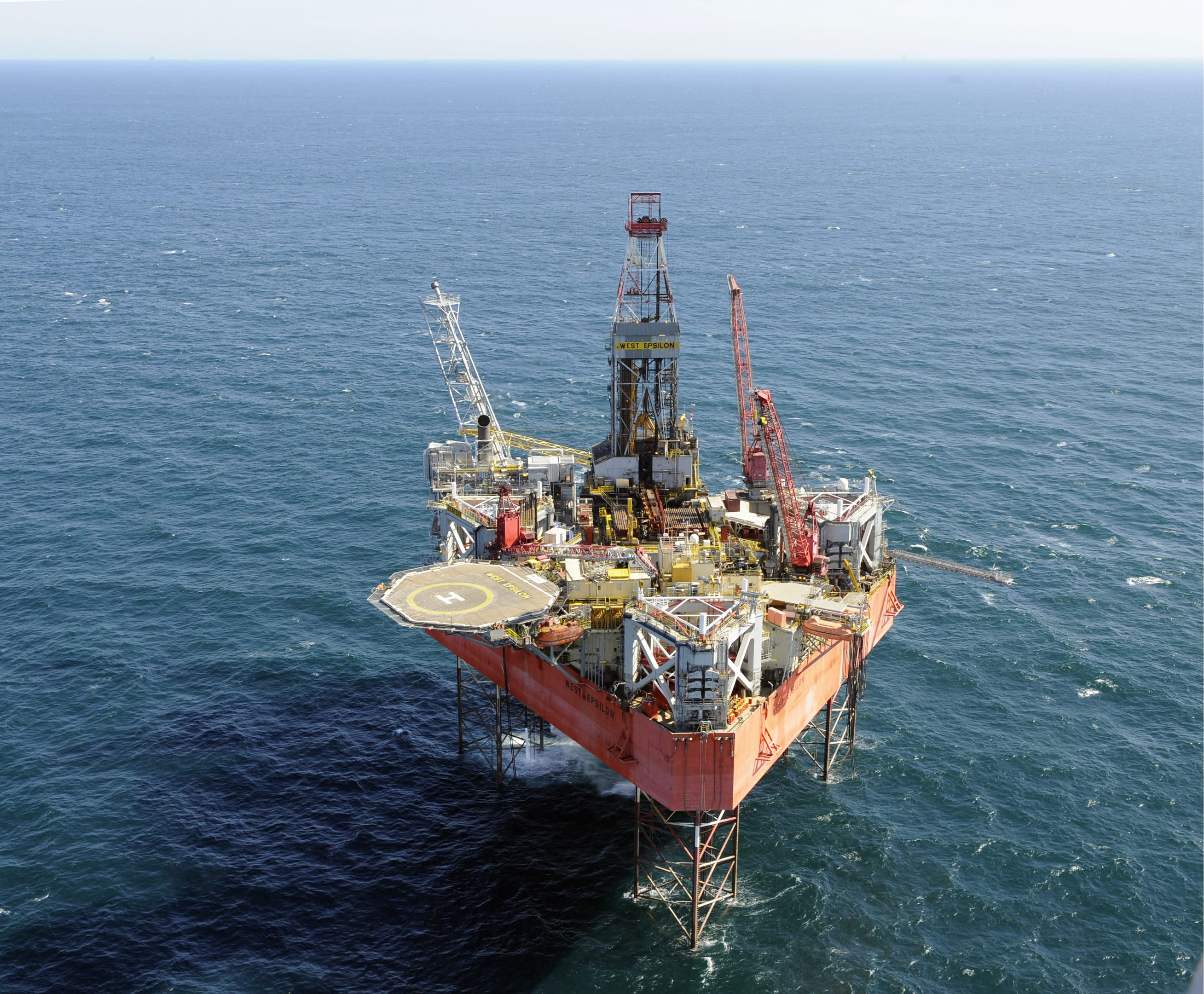 North Atlantic Drilling parts company with finance chief - News for