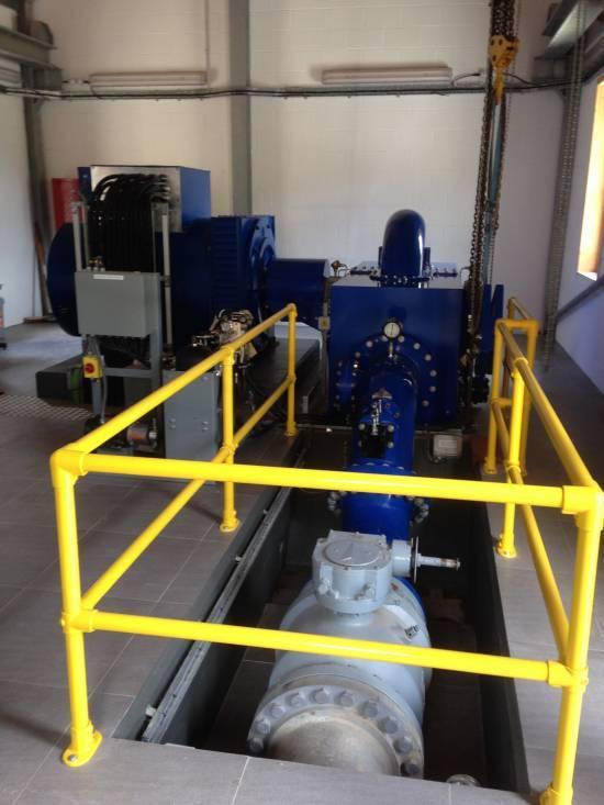 Merk hydro scheme