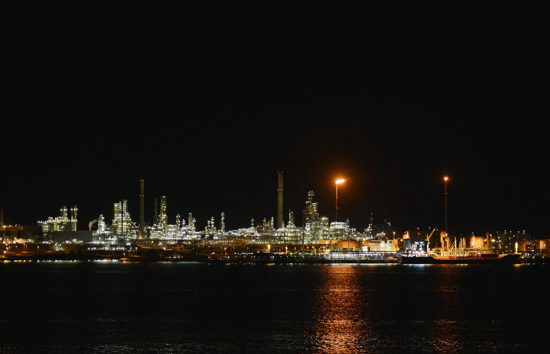 Mongstad refinery