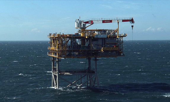 The Clipper South platform is adjacent to the Barque field and works as a tie back to the Shell operated asset