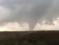 A tornado caused damage to a Texas refinery