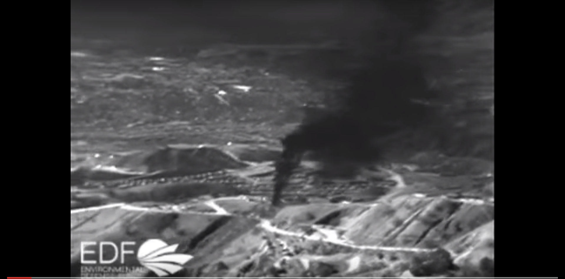 The SoCal gas leak in California.