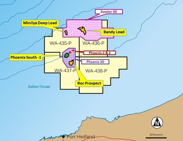 Carnarvon's Roc-1 well yields encouraging results - News for the Oil