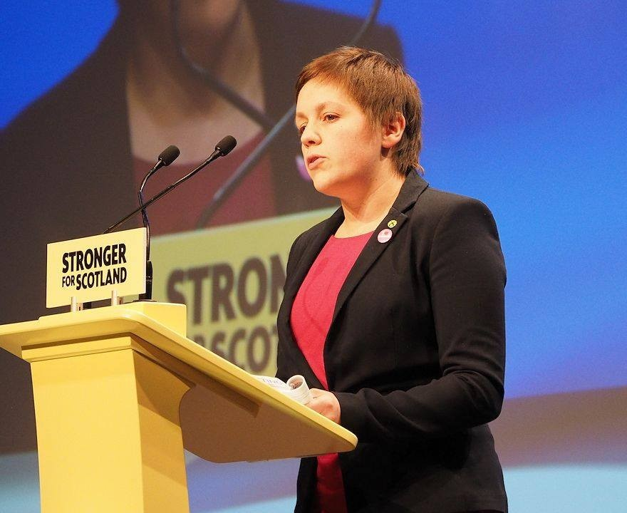 Aberdeen North MP Kirsty Blackman