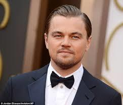 "Leonardo Dicaprio has hit out over ""corporate greed"""