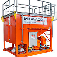 Statoil Signs Up For New M I Swaco Tank Cleaning