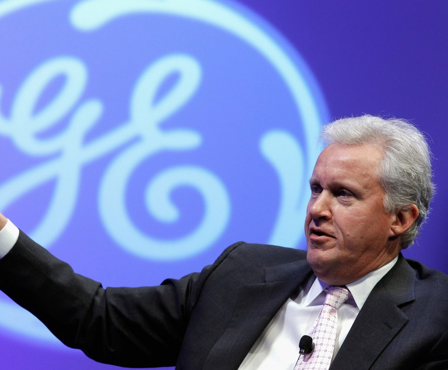 GE's Jeff Immelt to step down