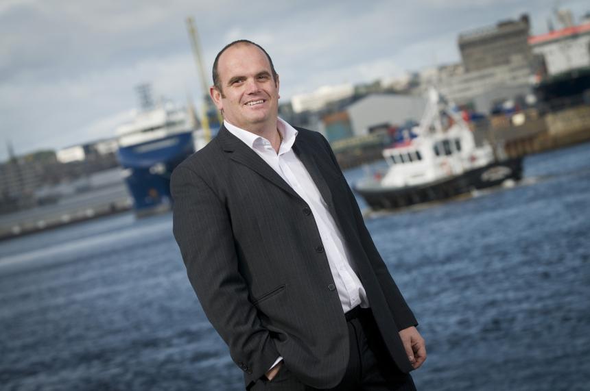 Graeme Reid, managing director of MAC