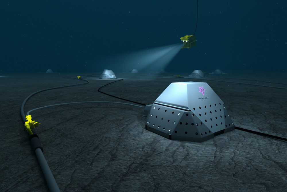 Statoil has created innovative new technology to be used in the Barents Sea