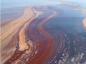 Oil spill. Pic,  Andreas Teske University of North Carolina