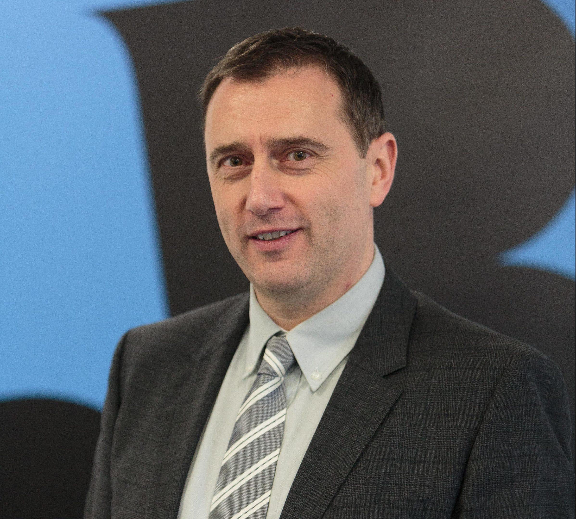 Russell Borthwick, chief executive AGCC