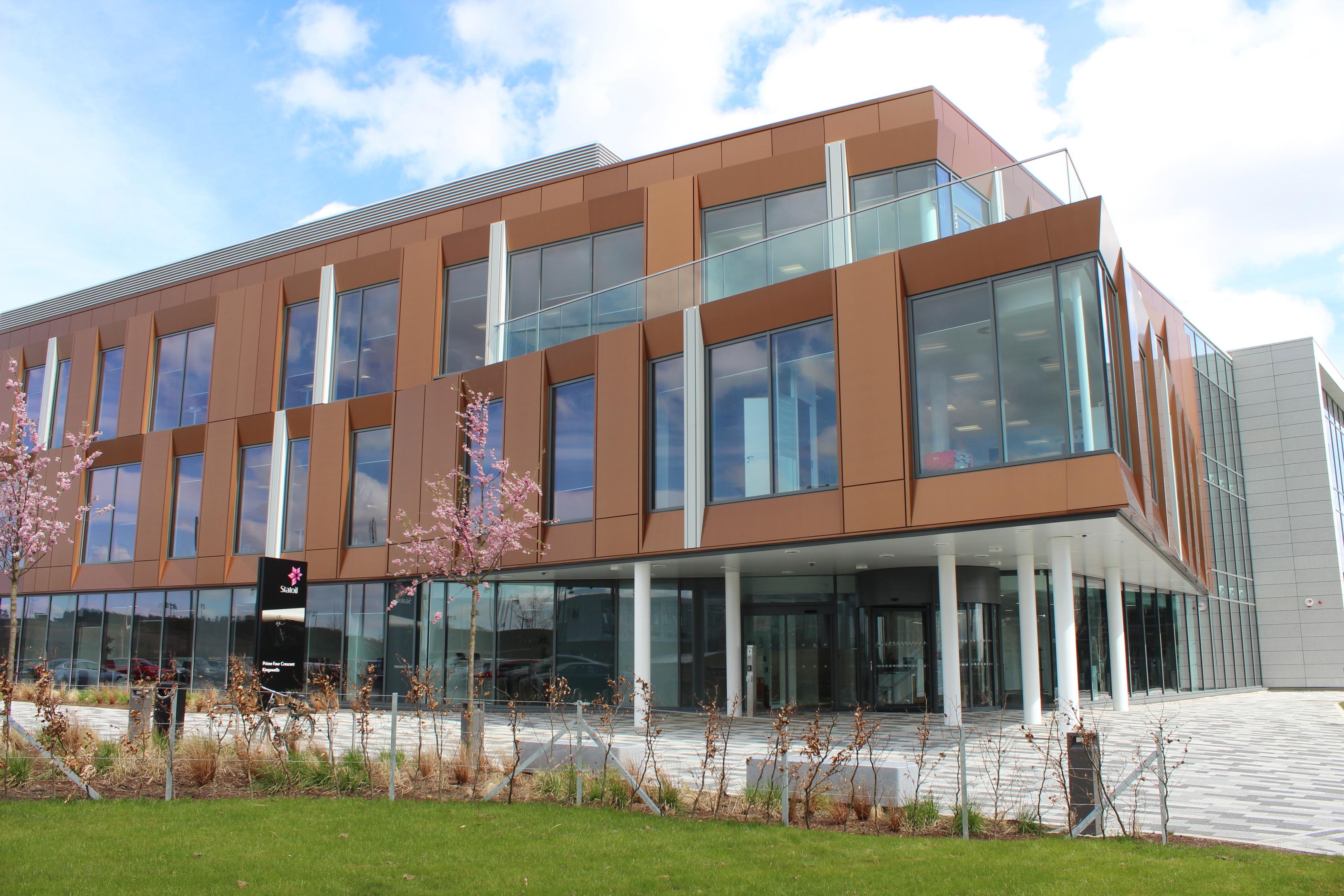Statoil's Aberdeen HQ