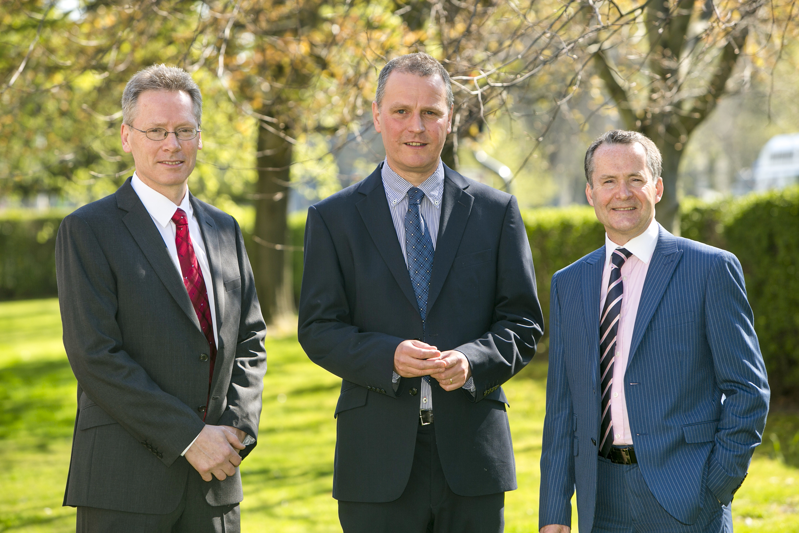Well Decom: Peter Greaves, Graeme Johnston, Stephen Jewell
