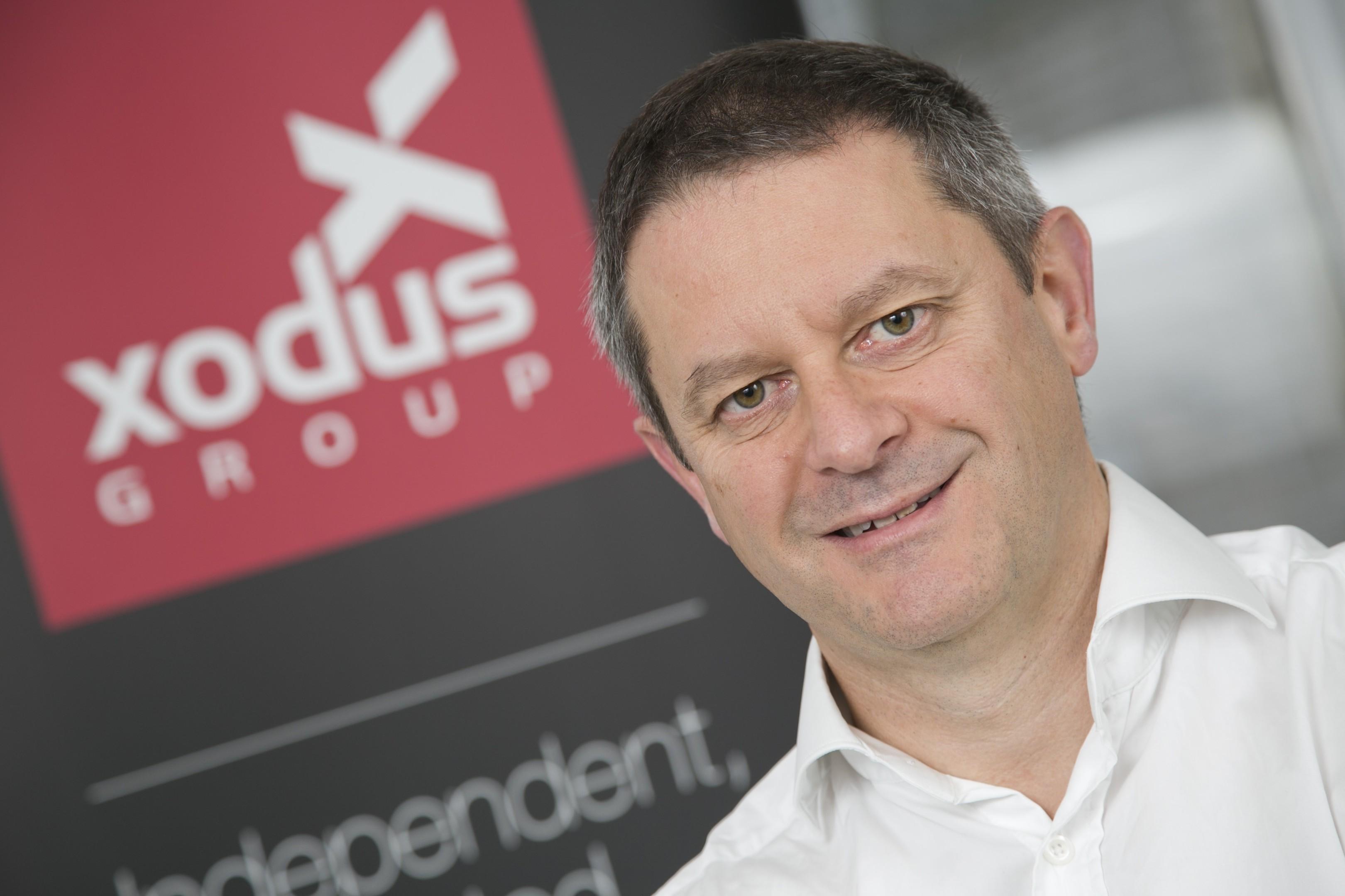 Xodus managing director Steve Swindell