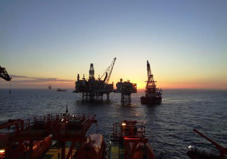 Chevron's North Sea Alder field
