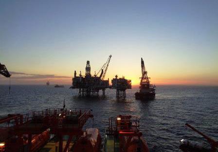 Chevron's North Sea Alder field