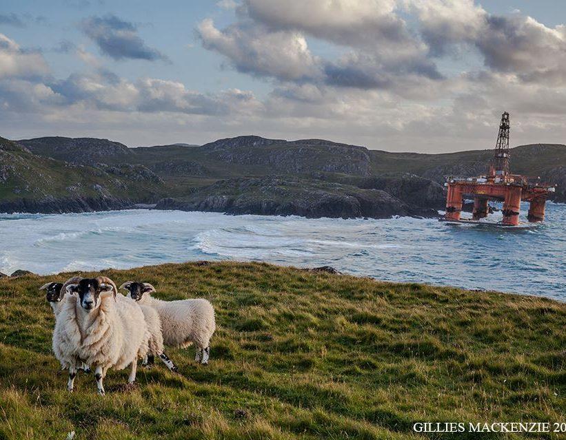 The Transocean Winner  Photo credit: Gillies Mackenzie