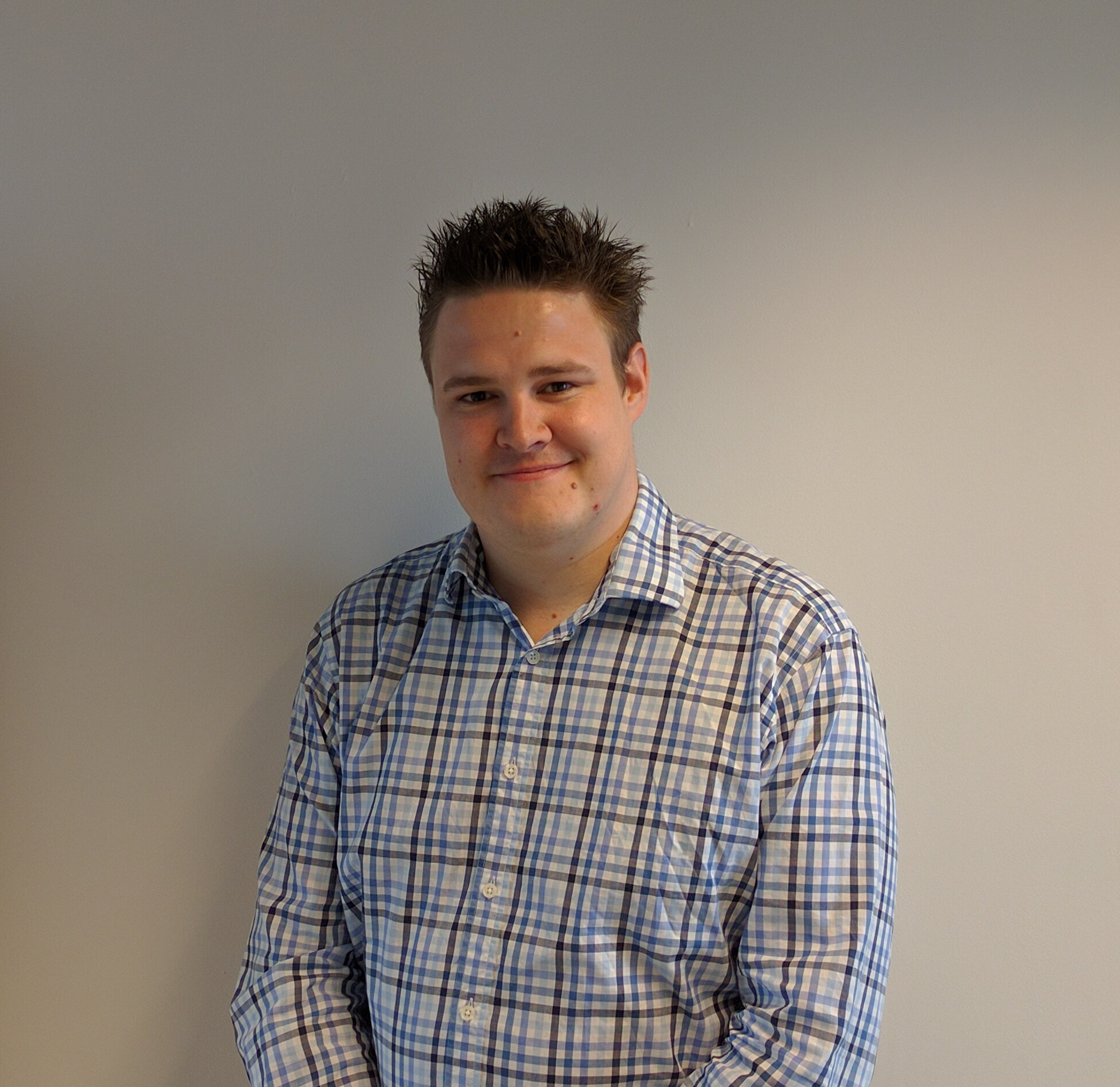 James Parry, Technical Manager, Auriga