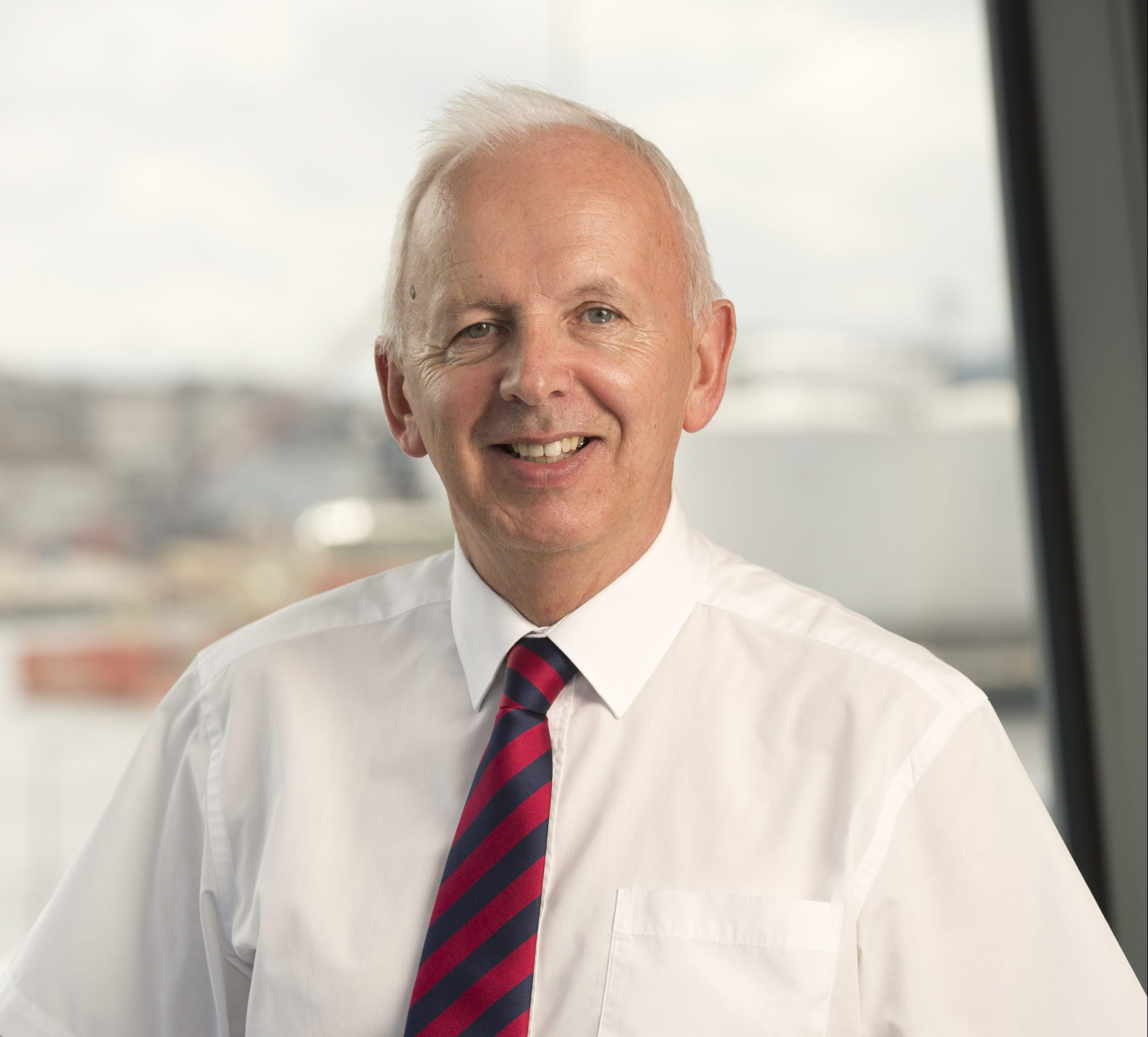 Aberdeen Harbour Board operations manager John McGuigan