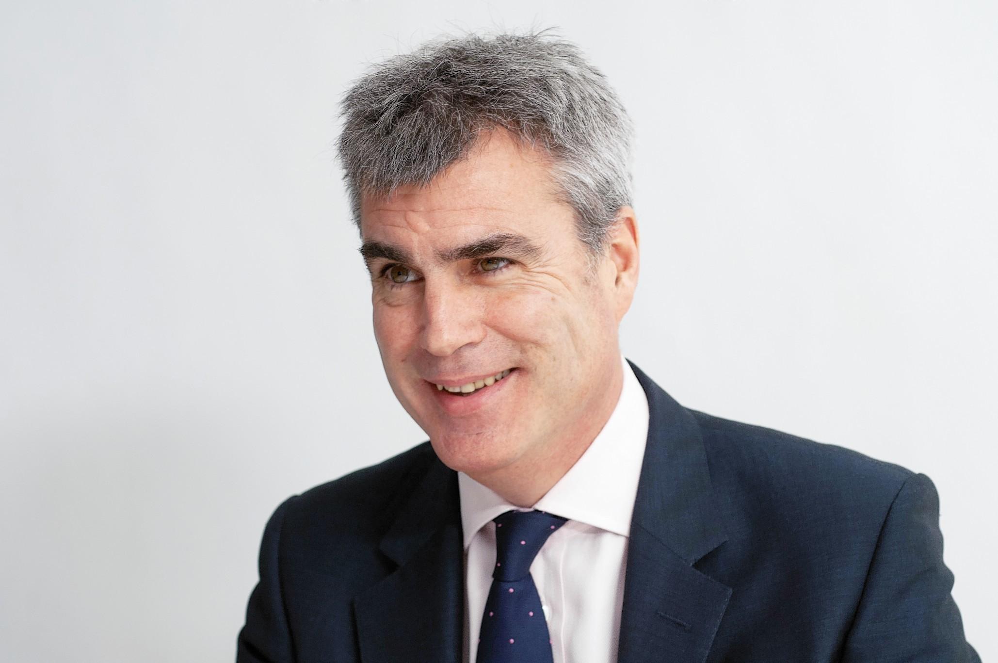 Tim Weller, Petrofac''s outgoing Chief Financial Officer