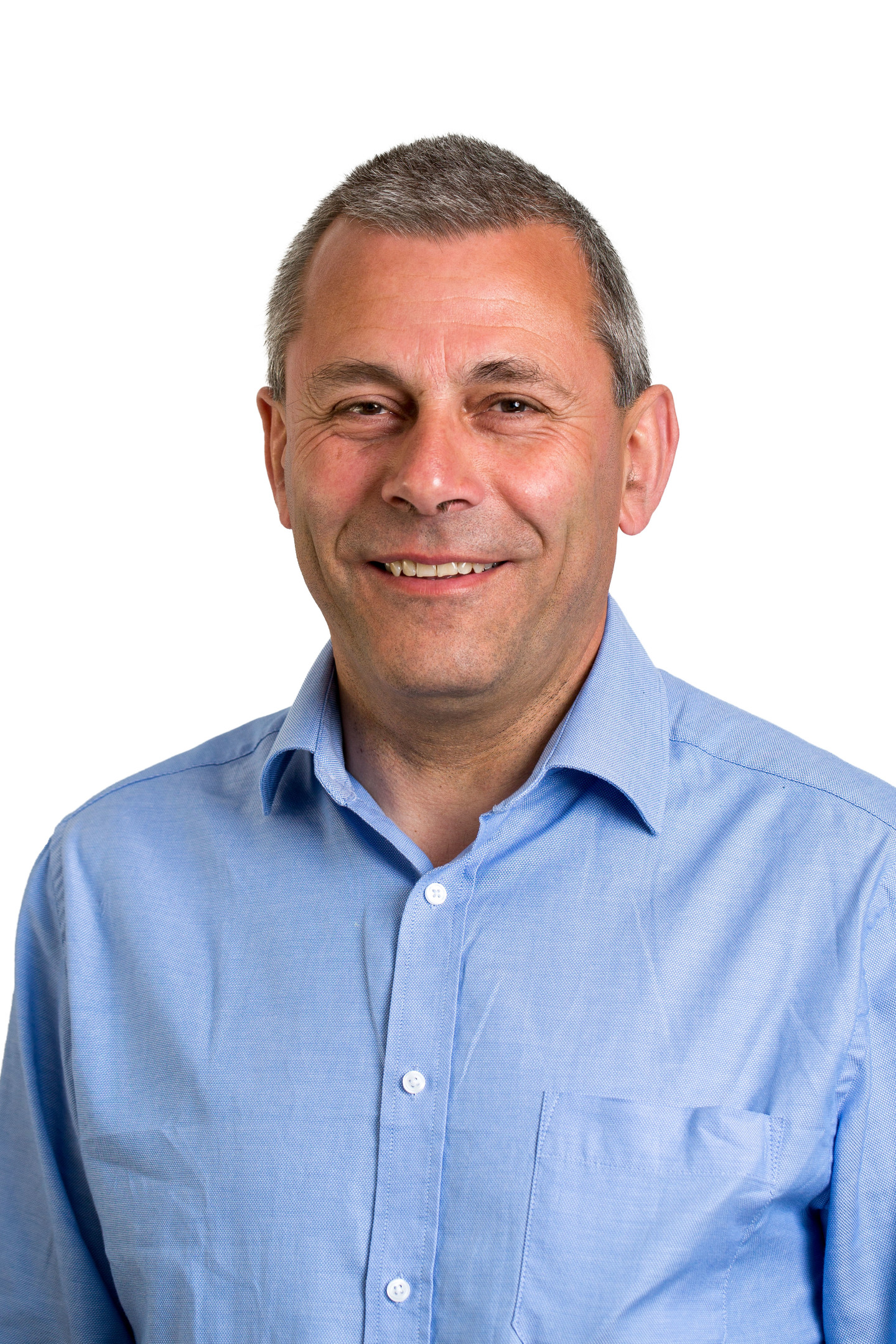 Bill Cattanach, head of supply chain, OGA