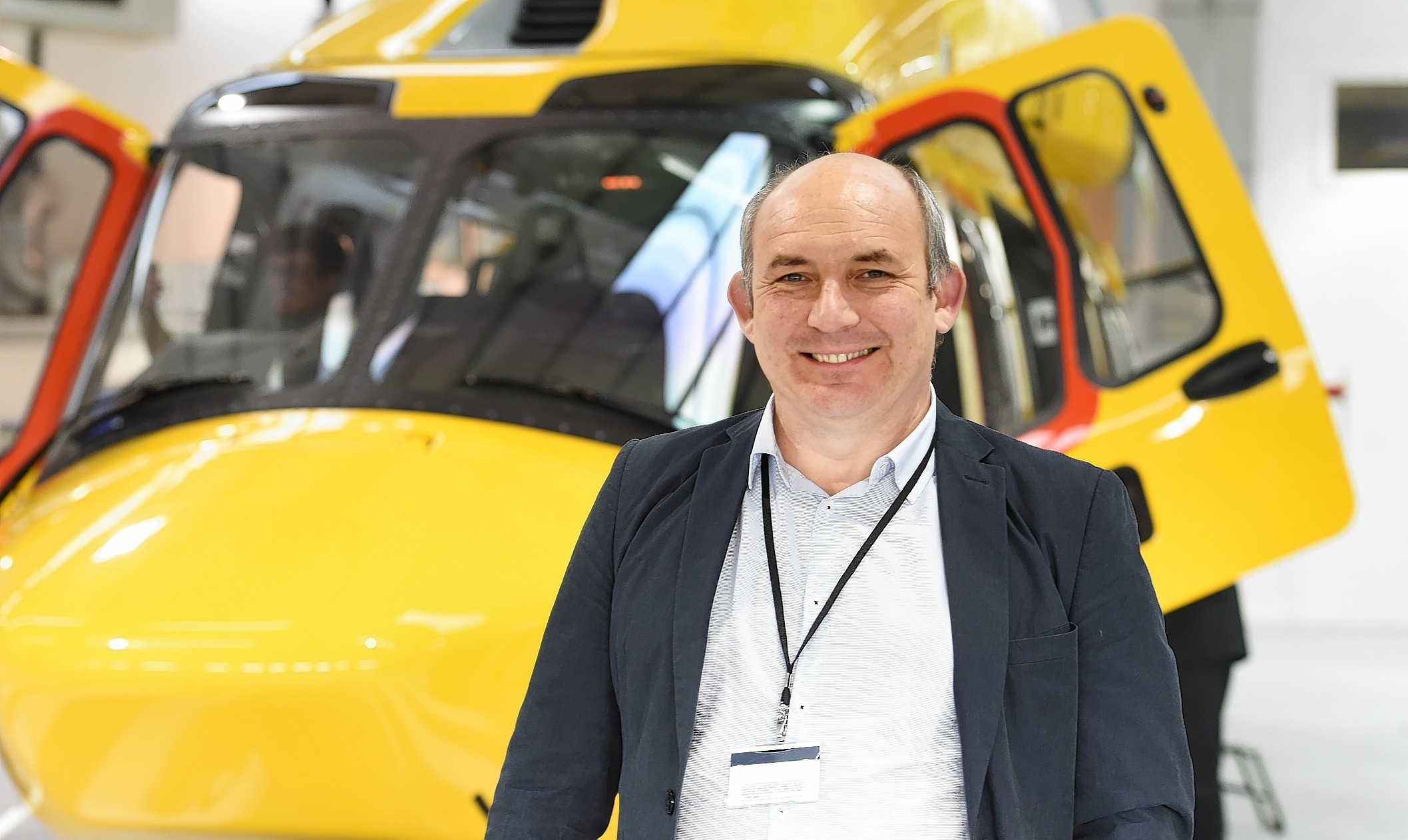 Eric Van Hal, chief executive and co-founder of NHV