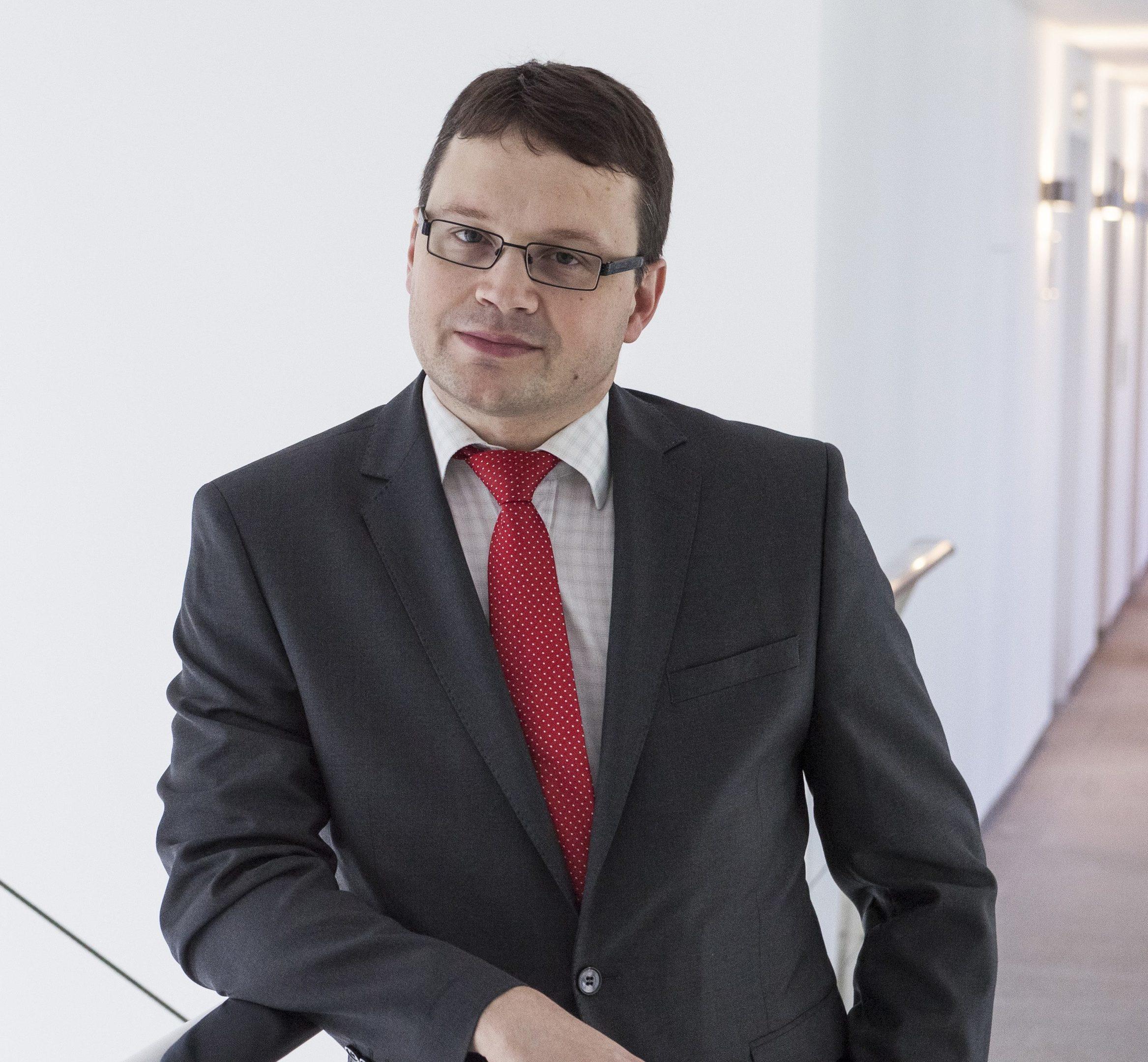 Ben Arabo, chief executive of Atlantic Petroleum
