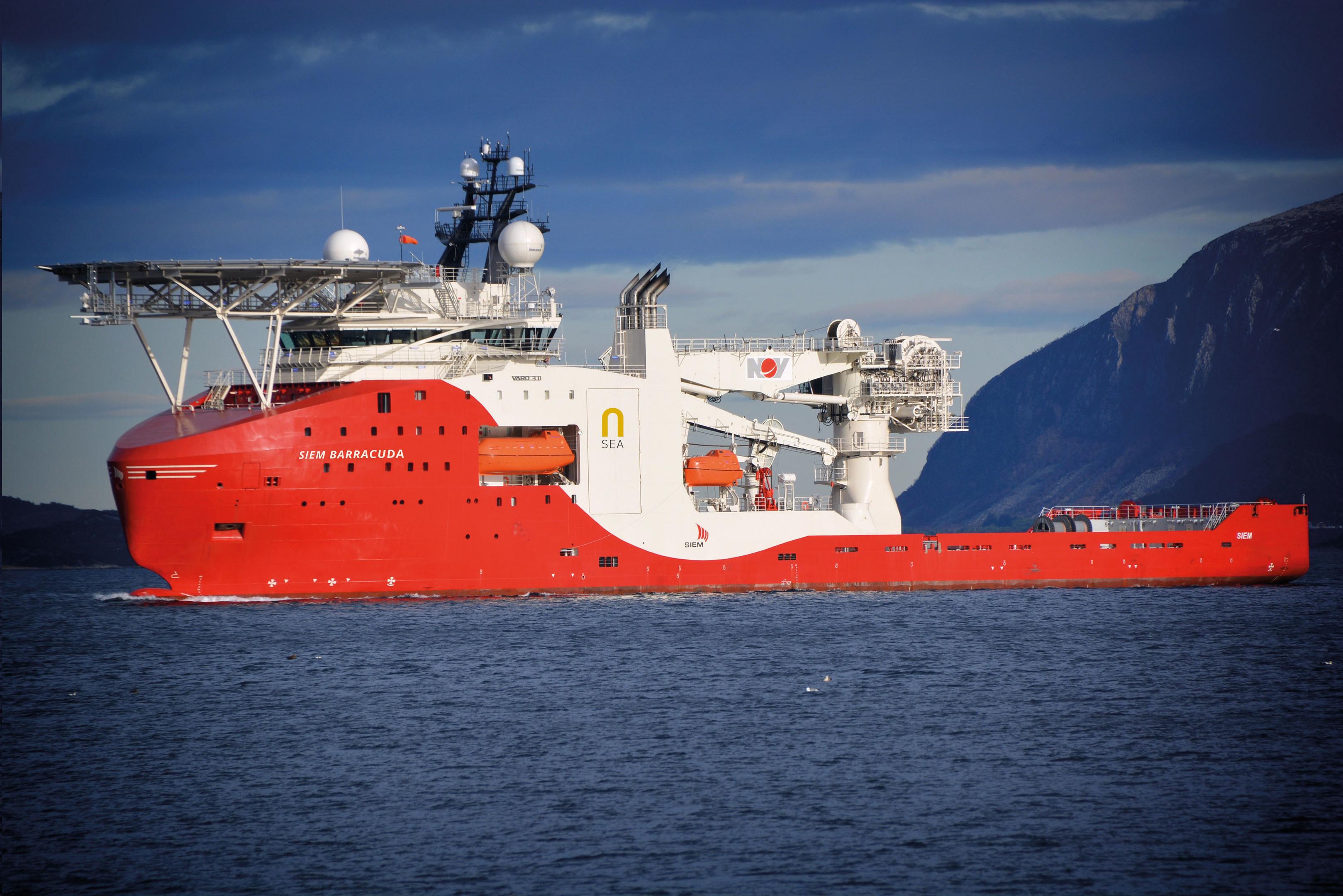 An N-Sea vessel