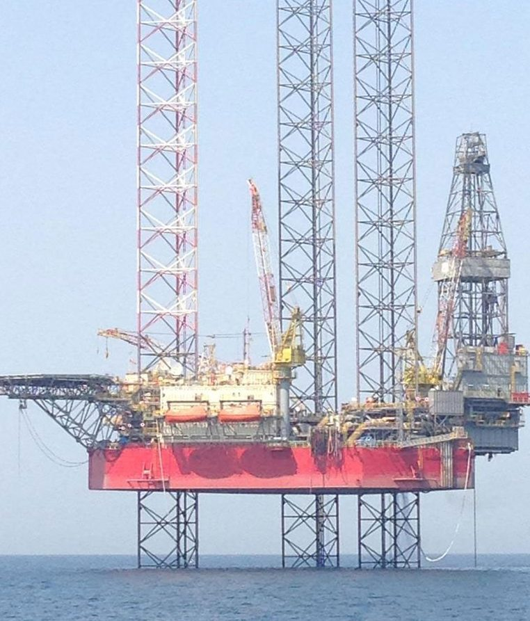 Seadrill's AOD III jack-up rig