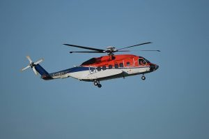 Updated: Passengers safe after North Sea copter makes emergency landing