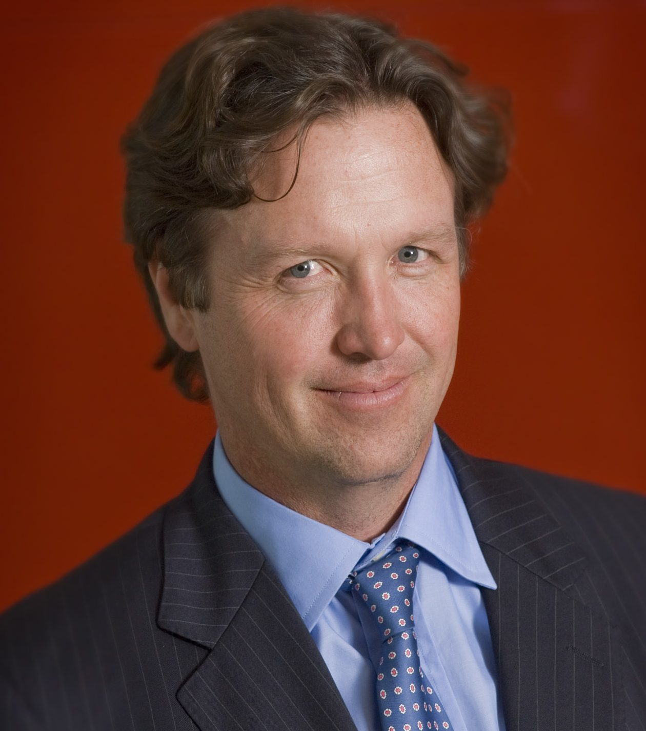 Saffron chief executive Michael Masterman