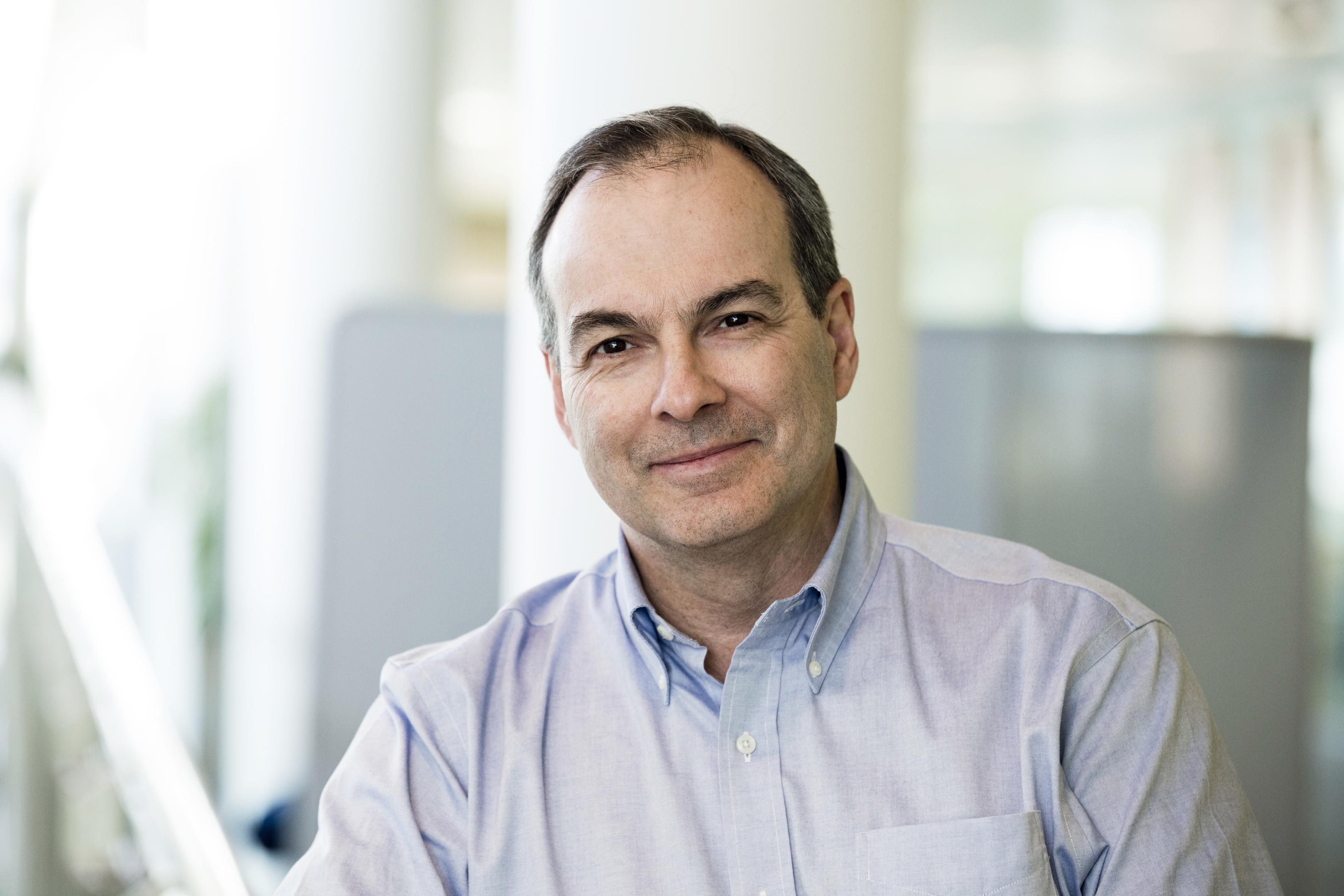 BP's North Sea regional president Mark Thomas