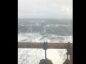 Video: More incredible waves footage captured in North Sea