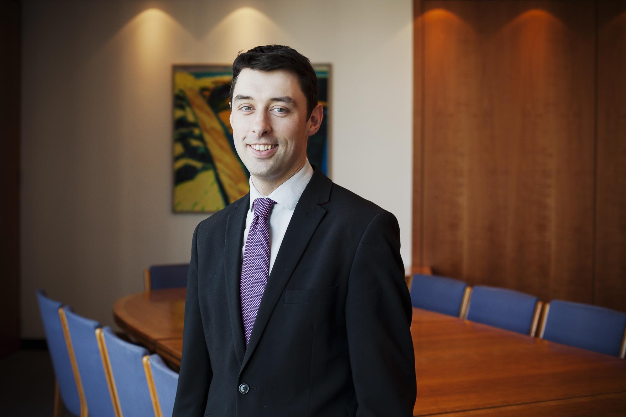 Craig Whelton of Burness Paul LLP