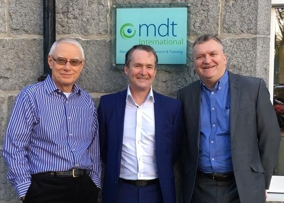 Chris Gray, Strategic Decom – Steve Jewell, Well Decom – Drew Leitch, MDT International.