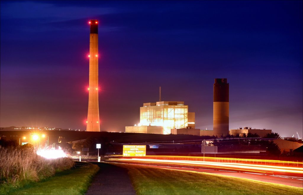 Scottish firms win £12m CCUS funding from European pot