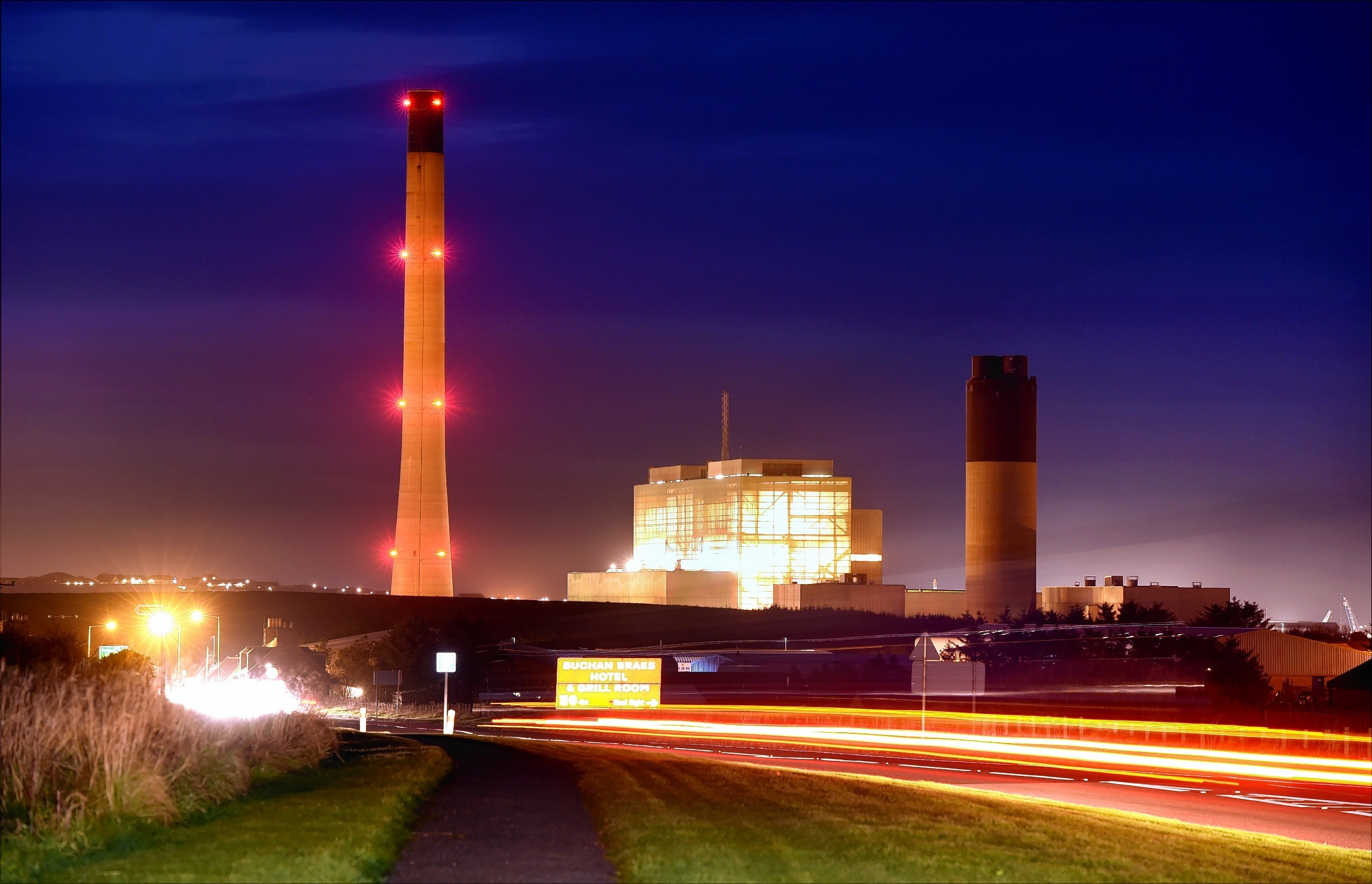 A planned CCS scheme at Peterhead Power Station was in the running for a UK Government funding competition, until the grant was withdrawn.
